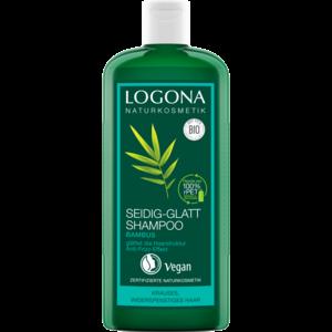 Logona Zijdeachtig & Glad Shampoo Bamboe 250ml