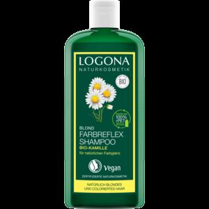 Logona Kleurreflex Shampoo Blond Bio-Kamille 250ml