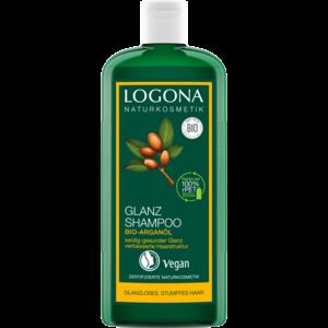 Logona Glans Shampoo Bio-Arganolie 250ml