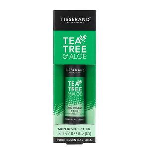 Tisserand Tea Tree & Aloe Skin Rescue Stick 8ml