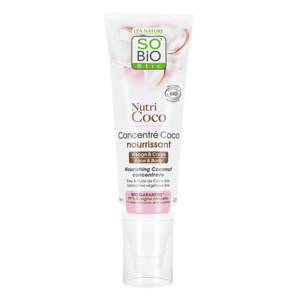 SO'BiO étic Nourishing Coconut Concentrate 125ml