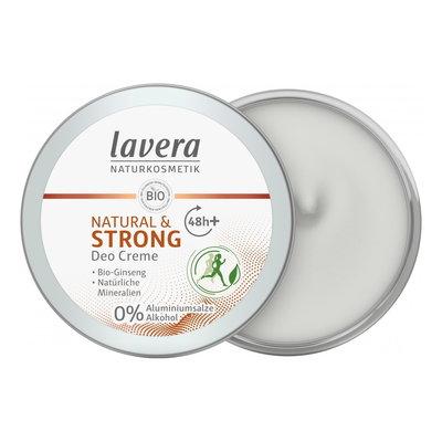 Lavera Deo Cream Natural & Strong 50ml
