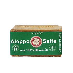 FINigrana Aleppo Zeep 100% Olijfolie 200g
