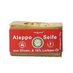 FINigrana Aleppo Zeep Olijf & 16% Laurierolie 180g