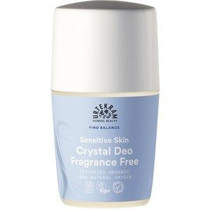 Urtekram Crystal Deo Fragrance Free 50ml