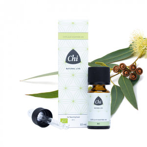 Chi Biologische Etherische Eucalyptus Olie 10ml