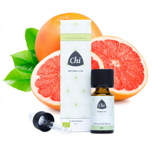 Chi Biologische Etherische Grapefruit Olie 10ml