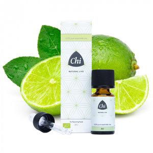 Chi Biologische Etherische Zoete Limoen Olie 10ml