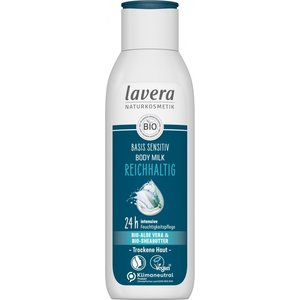 Lavera Basis Sensitiv Body Lotion Rich 250ml