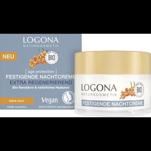 Logona [age protection] Verstevigende Nachtcrème 50ml