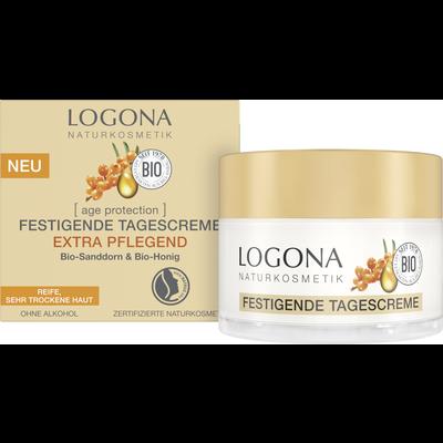 Logona [age protection] Verstevigende Dagcrème Extra Verzorgend 50ml