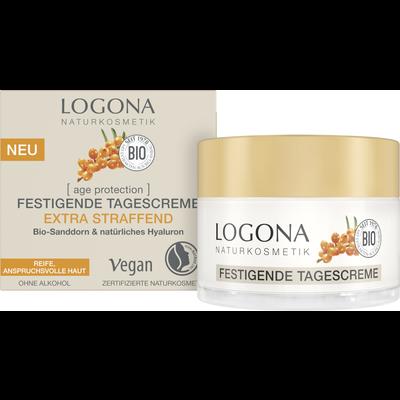 Logona [age protection] Verstevigende Dagcrème Extra Verstevigend 50ml