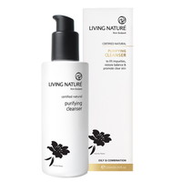 Living Nature Purifying Cleanser 120ml