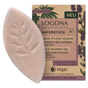 Logona Vaste Douchegel Bio-Hennep & Bio-Lavendel 60g