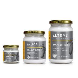 Alteya Organics Biologische Mangoboter 100ml/200ml/350ml