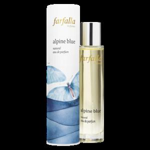 Farfalla Natural Eau de Parfum Alpine Blue 50ml