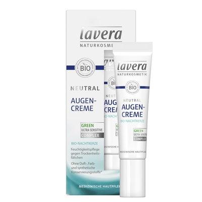 Lavera Neutral Eye Cream 15ml