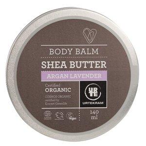 Urtekram Body Balm Shea Butter Argan Lavender 140ml