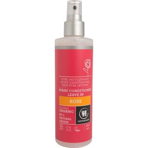 Urtekram Rose Leave-In Spray Conditioner 250ml