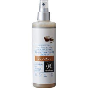 Urtekram Coconut Leave-In Spray Conditioner 250ml