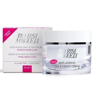 Rio Rosa Mosqueta Anti-Ageing Dag & Nachtcrème 50ml