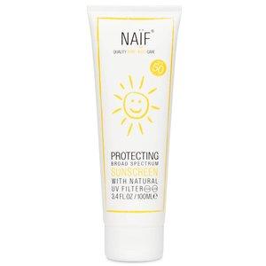 NAÏF Baby+Kids Sunscreen SPF50 100ml