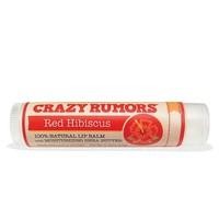Crazy Rumors Lip Balm Red Hibiscus 4.2g