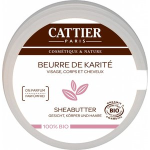 Cattier Sheabutter 20g of 100g