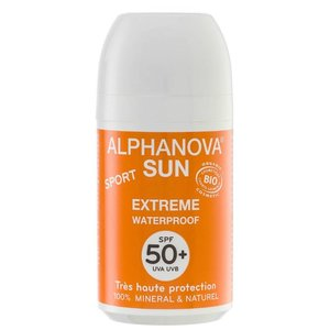 Alphanova SUN Bio Roll-on Sport SPF50+ 50g