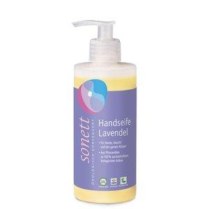Sonett Handzeep Lavendel 300ml of 1000ml
