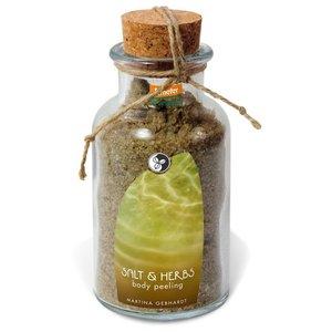 Martina Gebhardt Salt & Herbs Body Peeling 300ml