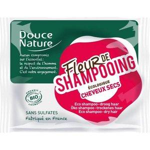 Douce Nature Fleur de Shampooing Droog Haar 85g