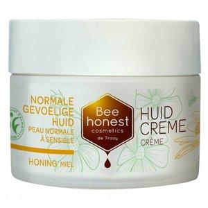 Bee Honest Huidcrème Honing 100ml