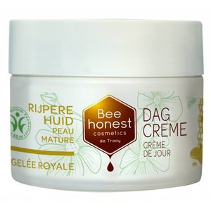 Bee Honest Dagcrème Gelee Royale 50ml
