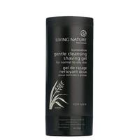 Living Nature For Men - Gentle Cleansing Shaving Gel 100ml