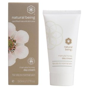 Natural Being Manuka Dagcrème Normale tot Vette Huid 50ml