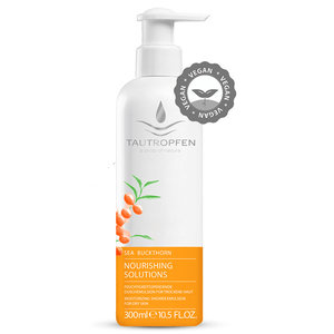 Tautropfen Sea Buckthorn Moisturizing Shower Emulsion 300ml