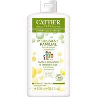 Cattier Schuimende Douchegel & Shampoo 500ml