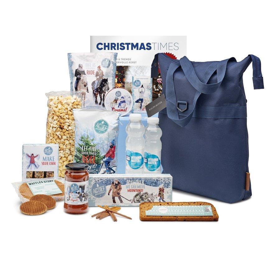 Kerstpakket Actief genieten