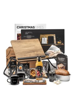 Kerstpakket Aan tafel