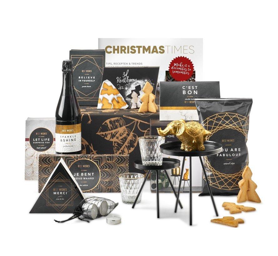 Kerstpakket Best wishes - 9%