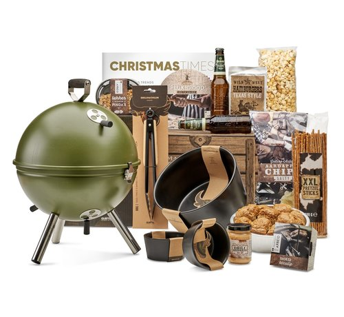 Kerstpakket BBQ Deluxe - 21%