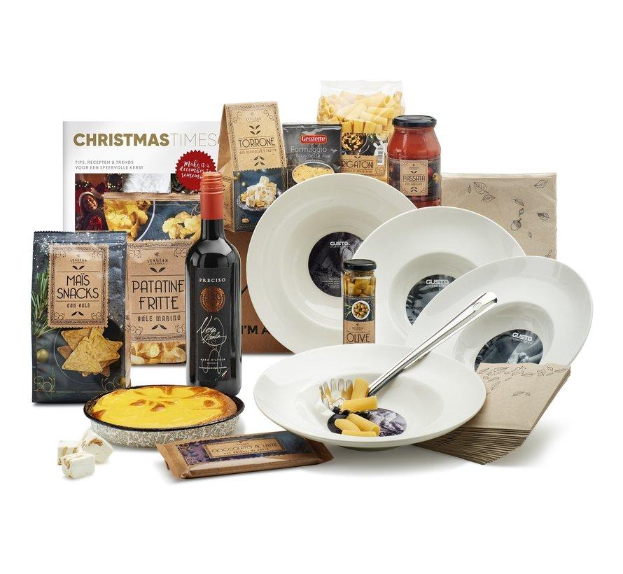 Kerstpakket Buon appetito! - 21%