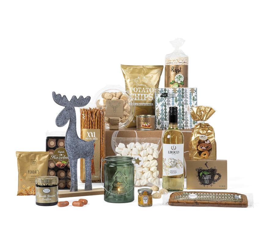 Kerstpakket Happy Christmas - 9%