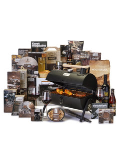 Kerstpakket Authentic BBQ