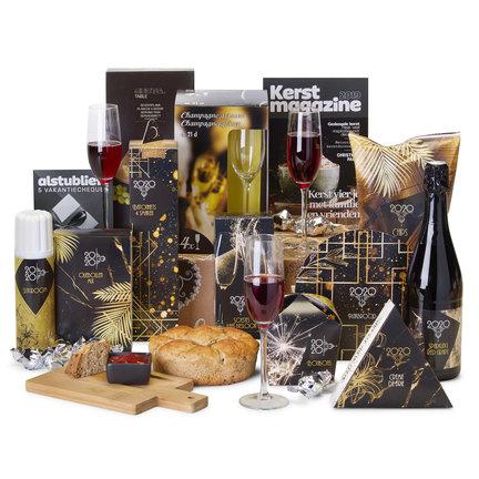 Non-alcoholisch kerstpakket
