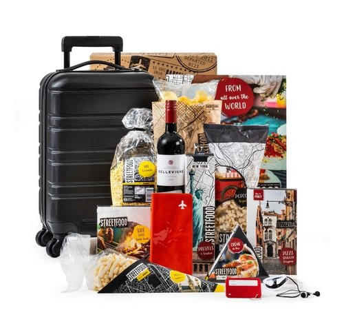 Kerstpakket Around the World - 9%