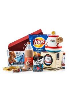 Kerstpakket Hollandse Spaarpot