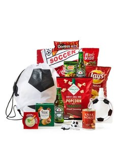 Kerstpakket Voetballen