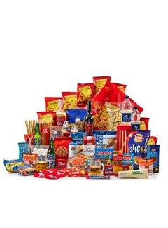 Kerstpakket Rood Blauw voor Jou